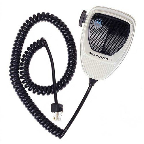 Motorola HMN1035C Heavy Duty Palm Microphone for Mobile Radio