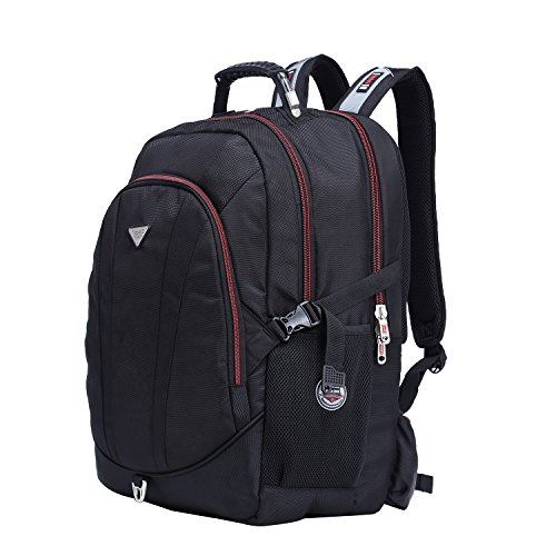 FreeBiz 21 Inch High Laptop Backpack fits under 19 Inch Gaming Computer Notebook Macbook for Men Student (18.4 inch)