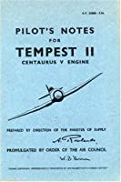 Hawker Tempest II -pilot's Notes