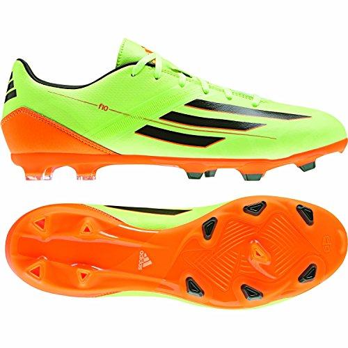 Adidas F10 Adizero TRX FG Lime-Orange, D67010_Größe:6 - 39 1/3