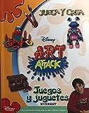 Juegos y juguetes (Art Attack / Juega y crea)