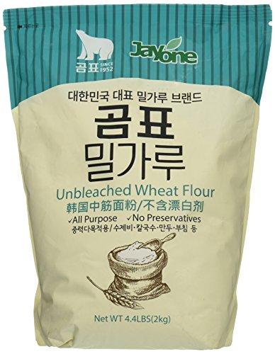 Daehan Flour All-Purpose Unbleached Premium Korean Wheat Flour, 4.4 Pound