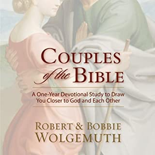 Couples of the Bible audiobook cover art