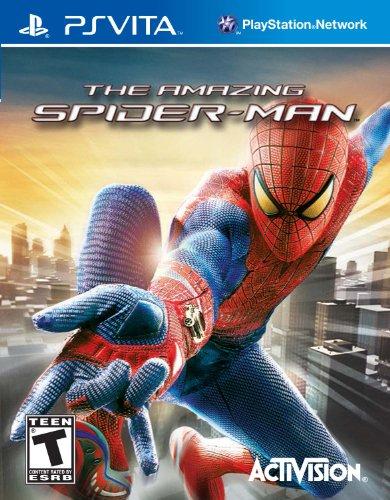 Amazing Spiderman (PS Vita)