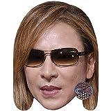 Photo de Yoshiki (Glasses) Masques de celebrites par