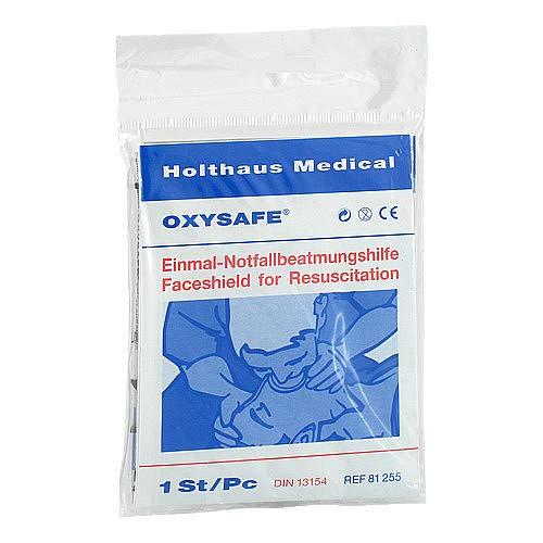 BEATMUNGSTUCH Oxysafe DIN 13154 1 St Tücher