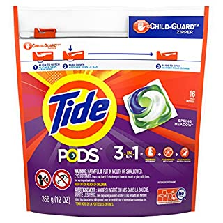 Tide Pods Spring Meadow 77Ct Tub- Packaging May Vary (B004YHKVCM)   Amazon price tracker / tracking, Amazon price history charts, Amazon price watches, Amazon price drop alerts