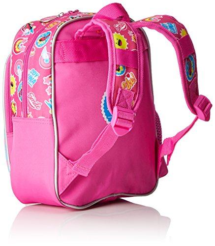 51pQBxQTZWL - Disney 33921A1 Yo Soy Luna Mochila Infantil, 6.44 litros, Color Rosa