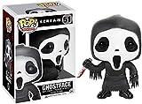 ZYYWAD ¡Figura Pop! Scream - Figura de Vinilo Coleccionable de Ghost Face Film Master Ilustración Coleccionable de la Serie de películas de Terror 10cm