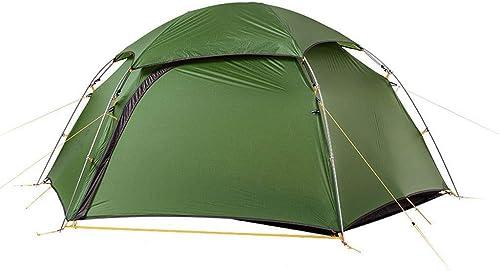 Tente de Camping 3 Personnes Tente étanche Pop Up Quick Set Up Tente Canopy Beach Family