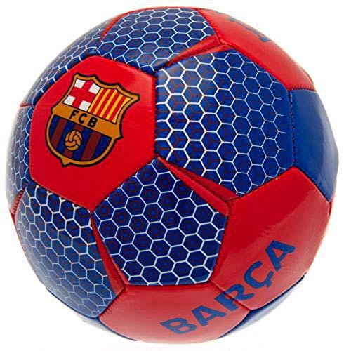 Ballon de Football FC Barcelone Vortex Taille 5, Taille Uniq