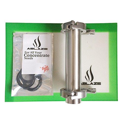 ABLAZE Stainless Steel Vacuum Chamber Tube 45 Gram (No Tripod)