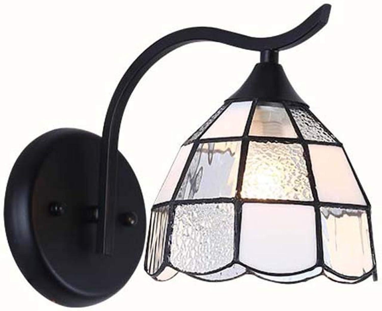 DSHBB Retro Wandleuchte, E27 Einfache Kreative Moderne Romantische Wandleuchte Lamp Korridorlampe Nachttischlampe Ganglampe, Für Hotel, Schlafzimmer, Restaurant (Farbe   D6)