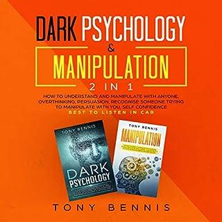Dark Psychology & Manipulation 2 in 1 audiobook cover art