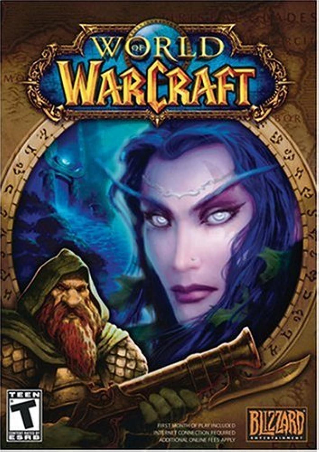 商標むちゃくちゃ写真World of Warcraft (輸入版)
