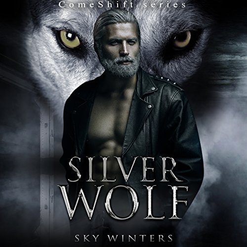 Silver Wolf audiobook cover art
