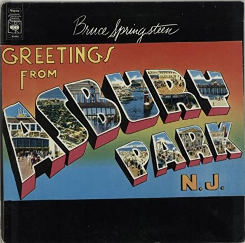Greetings From Asbury Park, N J [HOLLAND IMPORT]
