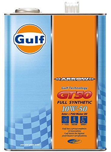 ガルフ アロー GT50 10W50Gulf[ガルフ]650254