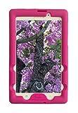 BobjGear Carcasa Resistente para Tablet Samsung Galaxy Tab A 7 Inch, SM-T280, SM-T285 - Bobj Funda Protectora (Rosa)