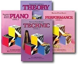 Bastien Piano Basics, Level 1 Learning Library Set - Piano,