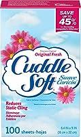 SUN Cuddle Soft カドルソフト(柔軟シート) オリジナルフレッシュ 100枚入り