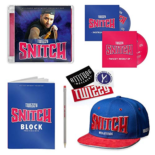 Snitch (Ltd.Deluxe Box)