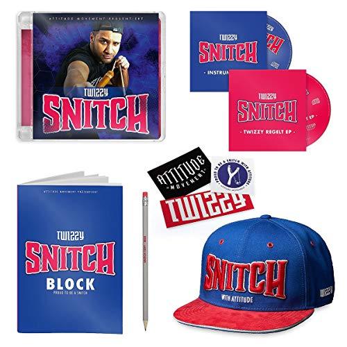 Snitch (Ltd.Deluxe Box)