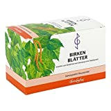BIRKENBLÄTTER Tee Filterbeutel 20X2 g