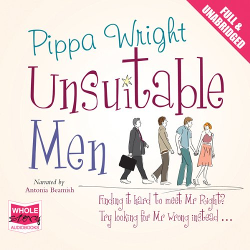 Unsuitable Men audiobook cover art