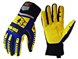 Seibertron HIGH-VIS SDXW Cold Weather Condition Oil and Gas Waterproof Safety Working Gloves XL
