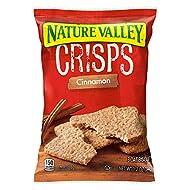 Nature Valley Crisps, Cinnamon, 1.2 Oz, 120 Count