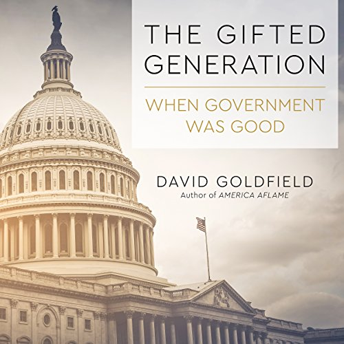 The Gifted Generation audiobook cover art