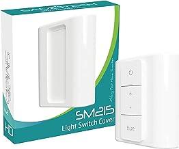 Samotech® Lichtschakelaar-afdekking voor Philips Hue dimmer V2 (SM215-HD-V2)