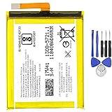 Ellenne Batería compatible con Sony Xperia XA1 LIP1635ERPCS Alta capacidad 2300 mAh con kit de desmontaje incluido