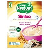 Nestlé Papillas SINLAC - Cereales para bebé - 250 g