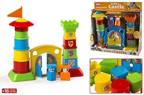 Formes à trier et à empiler Castle