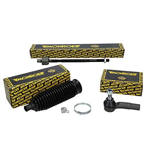 Spurstange Komplett Links Inkl. Kopf Und Lenkmanschette Monroe P-M-03-00157 Lenkung