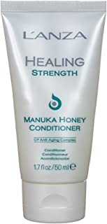 L'anza Healing Strength Manuka Honey Conditioner, 1.7 Oz
