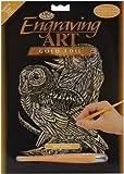Royal and Langnickel Gold Engraving Art, Owls