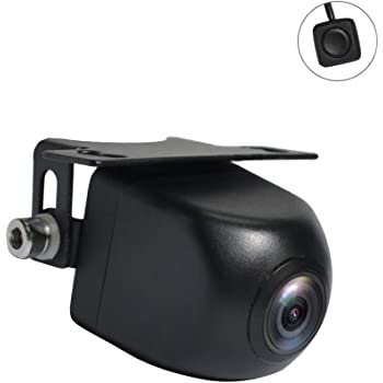 AUTO-VOX AHD Car Rear View Backup Camera Waterproof IP 68 License Plate Camera Revering Camera 140 Degree Wide Angle 8.5Meters Video Cable Only X1,X2,X1PRO
