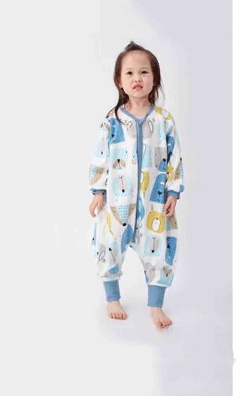 Jingdian fzw Kinder Sommer Schlafsäcke Kinder Anti-Kick Neugeborenen Schlafsäcke (Farbe   Blau Koala) B074M5K1N8  Großhandel