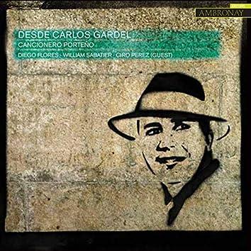 Cancionero porteño: Desde Carlos Gardel