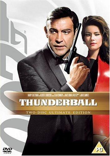 Thunderball [Edizione: Regno Unito] [Edizione: Regno Unito]