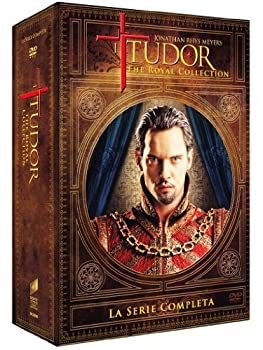 i tudor - scandali a corte - serie completa  12 dvd  box set dvd Italian Import by sam neill