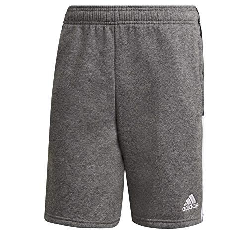 adidas Mens TIRO21 SW SHO Shorts, Grey Four Mel-SLD, M