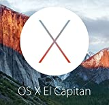 Mac OS X 10.11 El Capitan Bootable Amorçable USB Flash Drive 16GB