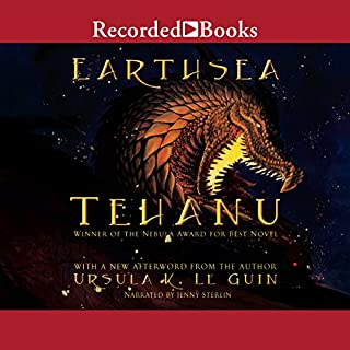 Tehanu     The Earthsea Cycle, Book Four              Written by:                                                                                                                                 Ursula K. Le Guin                               Narrated by:                                                                                                                                 Jenny Sterlin                      Length: 8 hrs and 33 mins     10 ratings     Overall 4.6