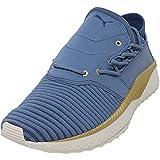 Puma - Chaussures Tsugi Shinsei Evoknit pour Hommes, 45 EU, Infinity/Blue...