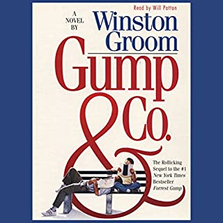 Gump & Co. audiobook cover art