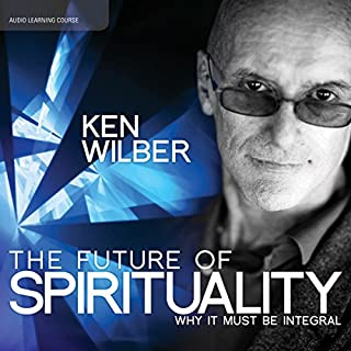 The Future of Spirituality audiobook cover art